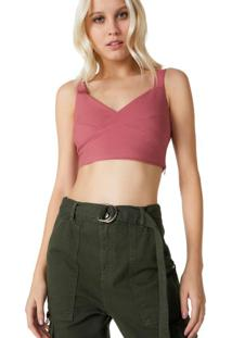 Top Cropped Estruturado