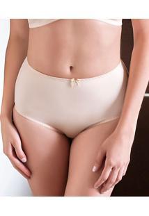 Calcinha Clássica Plus Size Mondress (150) Branco, Nude, Eg1