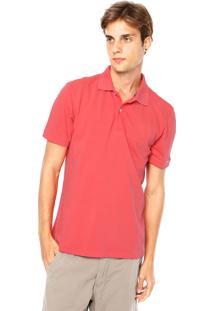Camisa Polo Vr Bordado Coral