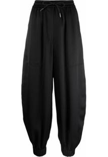 Paul Smith Calça Pantalona - Preto
