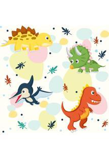 Papel De Parede Dinossauro Cores