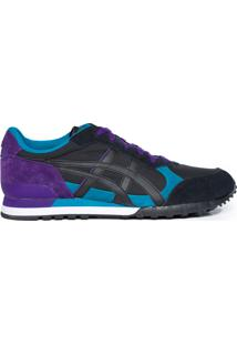 Tênis Masculino Onitsuka Colorado Eighty-Five - Preto