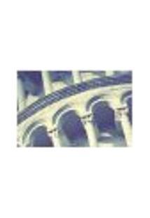 Painel Adesivo De Parede - Torre De Pisa - 338Pn-P
