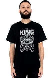 Camiseta Bleed American King Is Dead Preta