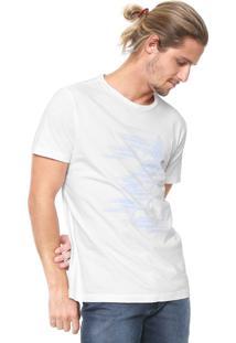 Camiseta Aramis Coqueiro Branca