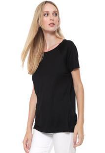 Camiseta Calvin Klein Lisa Preta