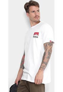 Camiseta Element Crest Masculina - Masculino