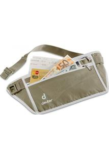 Pochete Deuter Security Money Belt Para Caminhada Areia