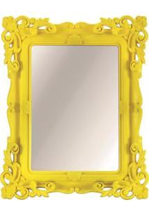 Espelho Delta Amarelo 13X18Cm Mart 4041