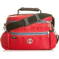 9164ffef9 Bolsa Térmica Iron Bag Fit Pop Tamanho M + Combo De Acessórios - Unissex