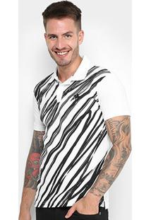 Camisa Polo Rg 518 Full Print Masculina - Masculino