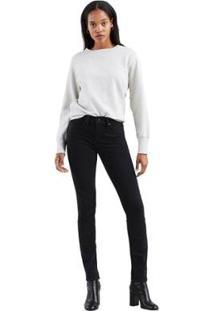 Calça Jeans Levis 311 Shaping Skinny 4 Way Stretch Feminina - Feminino