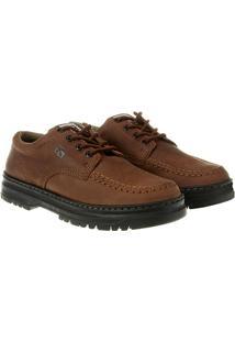 Sapato Casual Couro Kildare Pespontos - Masculino