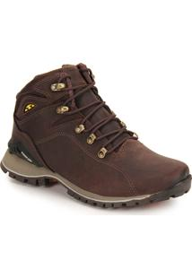 Bota Adventure Masculina Bull Terrier Elite 2 - Marrom