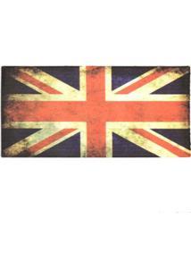 Capacho Bandeira Da Inglaterra 60X40Cm Kapazi
