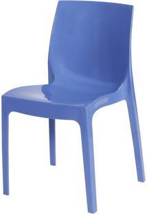 Cadeira Ice Polipropileno Azul - 23077 - Sun House