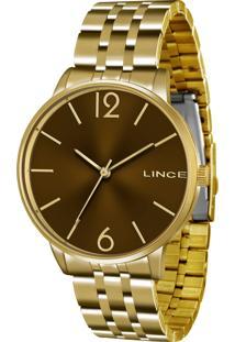 Relógio Feminino Lince Lrg605L M2Kx