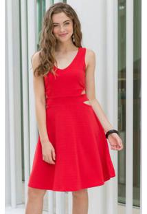 66c2b80f9e97 Vestido Bonprix Vermelho feminino | Shoelover