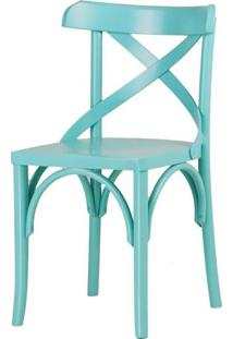 Cadeira Bristol Turquesa 79 Cm (Alt) - 46013 - Sun House