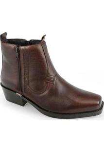 Bota Ferracini New Country - Masculino-Cafe