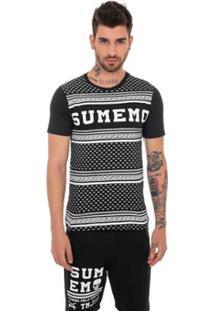 Camiseta Sumemo Vibração - Masculino
