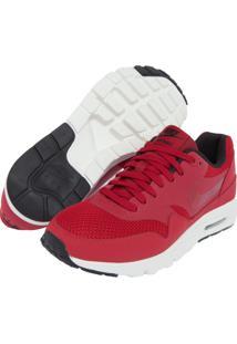 Tênis Nike Sportswear W Air Max 1 Ultra Essentials Vermelho