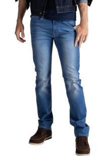 Calça Jeans Levis 513 Slim Straight Masculina - Masculino