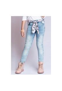 Calça Jeans Mrx Jeans Azul