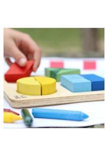 Forma As Formas - Lume - Brinquedo Educativo