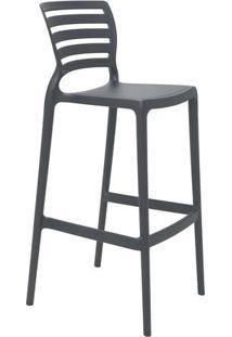 Cadeira Sofia- Cinza- 104X49,5X47Cm- Tramontinatramontina