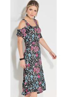 fdff02697 Vestido Babado Quintess feminino | Gostei e agora?