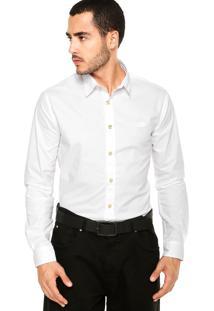 Camisa Triton Tricoline Branca