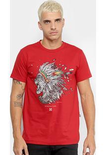 Camiseta New Skate Lion Masculina - Masculino
