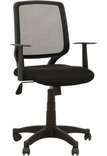 Cadeira De Escritório Avila-Rivatti - Preto