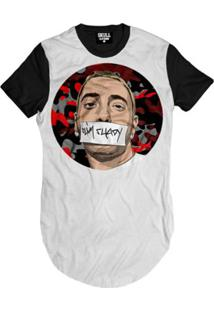 Camiseta Longline The Real Slim Shady Masculina - Masculino