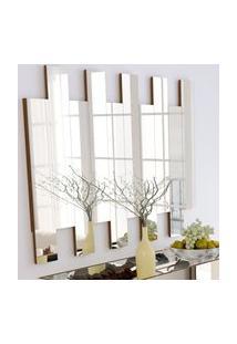 Painel Espelhado Decorativo Premium Canela Casah