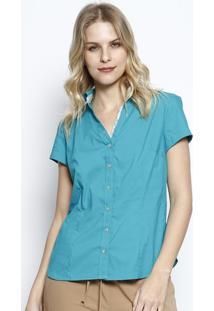 Camisa Com Pence- Verdevip Reserva