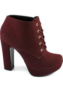 Ankle Boot Lita Sapato Show 943716