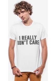Camiseta Hermoso Compadre Gola Careca Masculina - Masculino-Branco