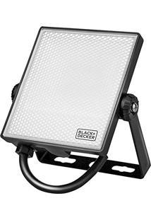 Refletor Led 6500K Ip65, 100-240V Não Dimerizável, Black+Decker, Bdr1-1600-01, 20 W