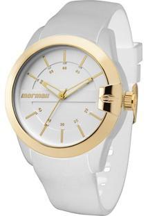 Relógio Mormaii-Mopc21Jag - Feminino-Branco