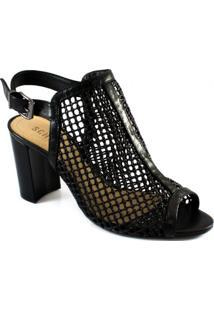 Sandália Cage Leather Schutz S204380046