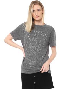 Camiseta Lez A Lez Mystic Power Cinza
