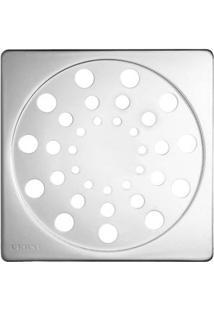 Grelha Quadrada Sem Caixilho E Sem Porta Grelha 10X10Cm Censi