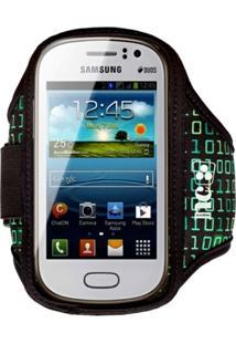 Porta Celular Iphone Código Binário