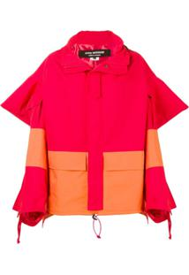 Junya Watanabe Jaqueta Oversized - Vermelho