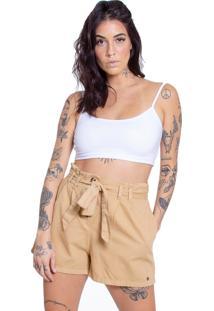 Shorts Clochard Le Julie Caqui