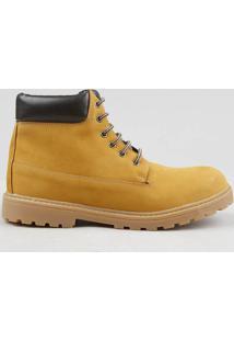 72c7975d1 Coturno Amarelo Com Salto masculino | Moda Sem Censura