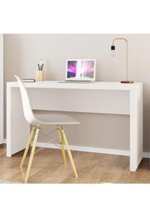 Mesa Escrivaninha Me4131 Branco - Pnr Móveis