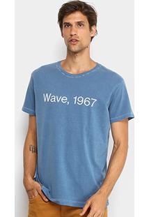 Camiseta Foxton Wave 1967 Masculina - Masculino